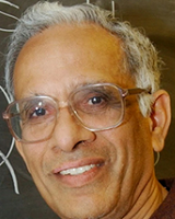 Dr. Rao Vemuri<br /> Professor (Retd)<br /> University of California, Davis